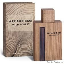 "Wild Forest ""Armand Basi"" 90ml MEN"